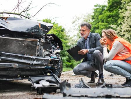 10 wichtige Punkte nach einem Unfall