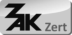 ZAK eV. Logo – INGENIEURBÜRO GELBE UND KOLLEGEN GbR